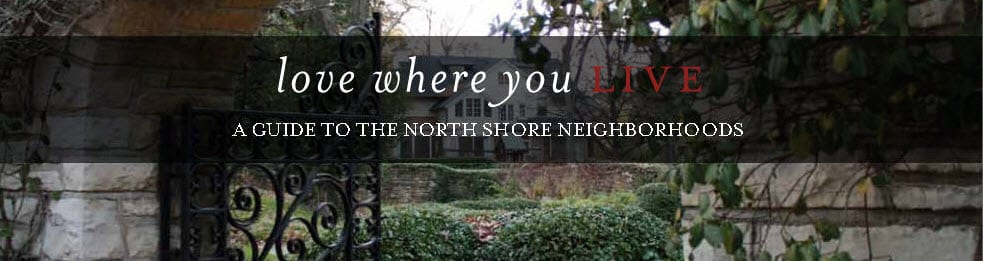 North Shore Neighborhoods Guide Cover