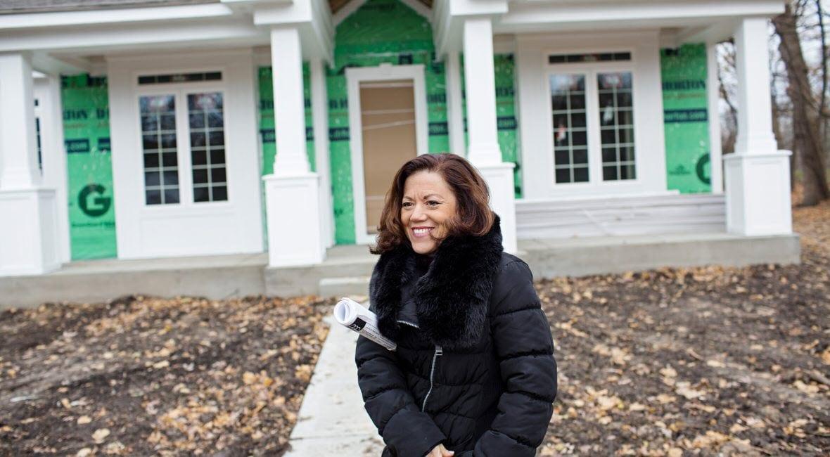 Marissa Hopkins @properties real estate agent